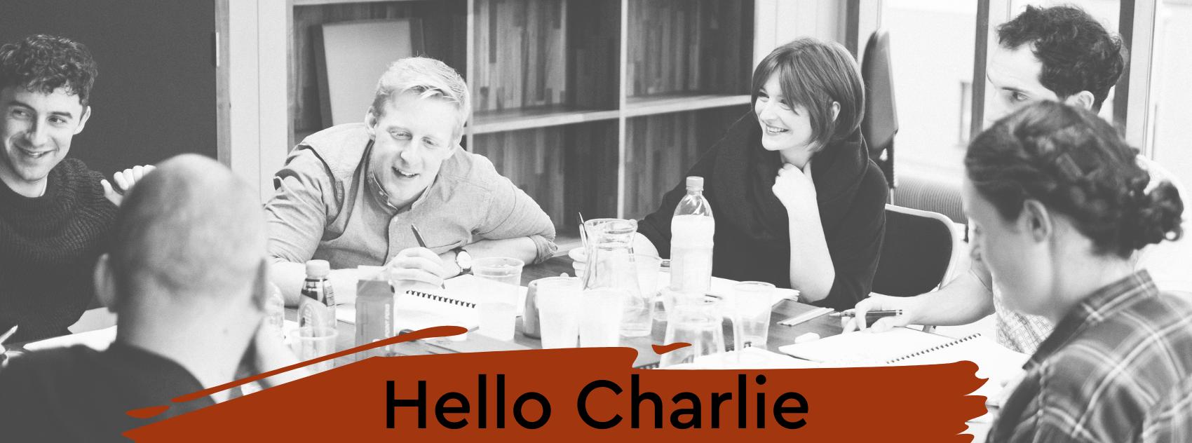Hello Charlie Hero 2