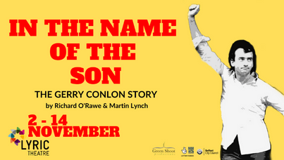 In The Name Of The Son poster